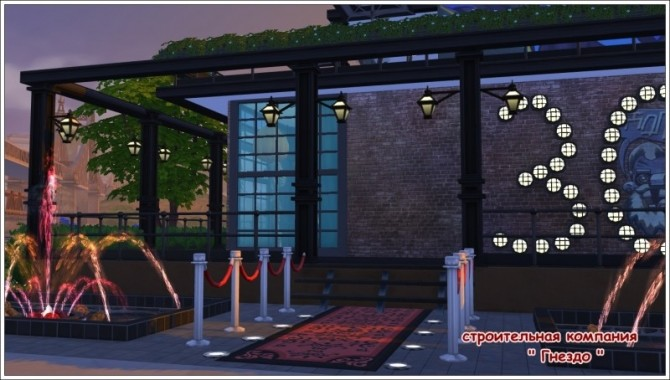 Sims 4 303 Karaoke bar at Sims by Mulena