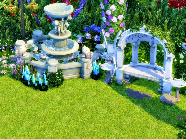 Grassto Set Terrain by marychabb at TSR image 254 Sims 4 Updates