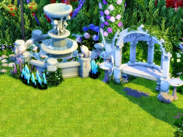 Sims 4 Grassto Set Terrain by marychabb at TSR