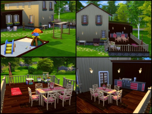 Planters Farm by sparky at TSR image 2613 Sims 4 Updates