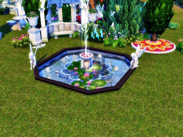 Grassto Set Terrain by marychabb at TSR image 264 Sims 4 Updates