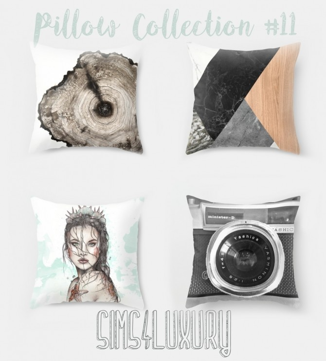 Sims 4 Pillow Collection #11 at Sims4 Luxury