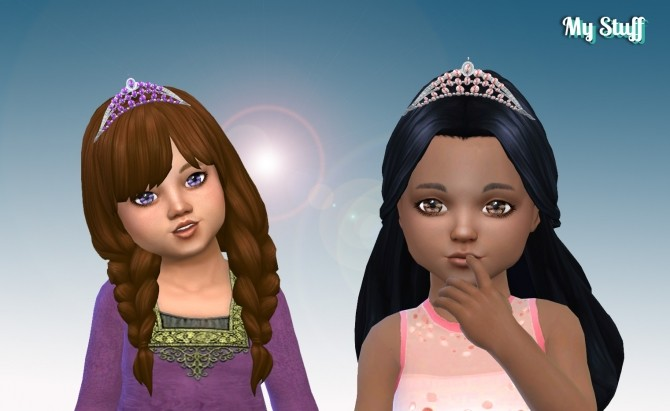 Sparkling Tiara for Toddlers at My Stuff image 2732 670x411 Sims 4 Updates