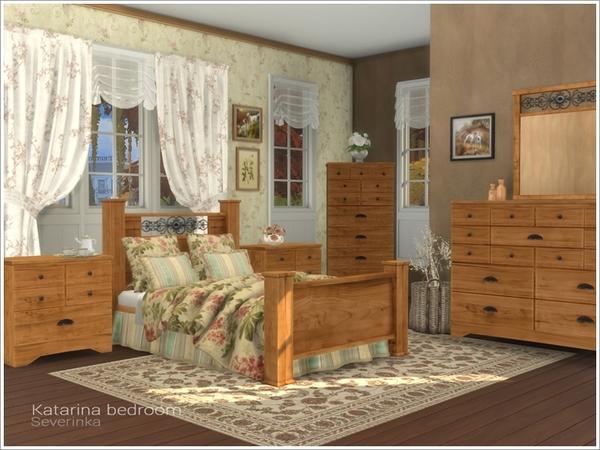 Katarina bedroom by Severinka at TSR image 2810 Sims 4 Updates