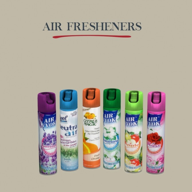 Air Fresheners at Leo Sims image 298 670x670 Sims 4 Updates