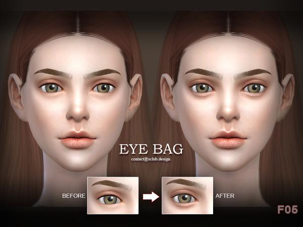 Eyebag Sims 4 Updates Best TS4 CC Downloads
