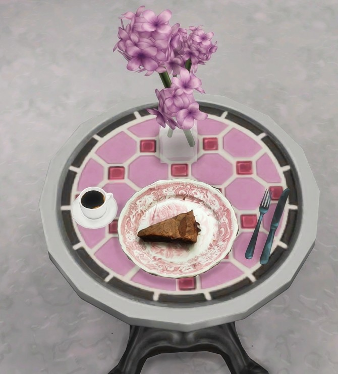 Fancy Meal Clutter at Josie Simblr image 3301 670x743 Sims 4 Updates
