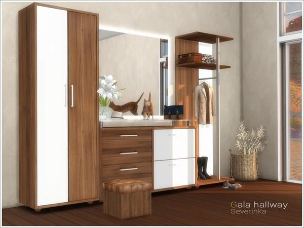 Gala hallway by Severinka at TSR image 3417 Sims 4 Updates