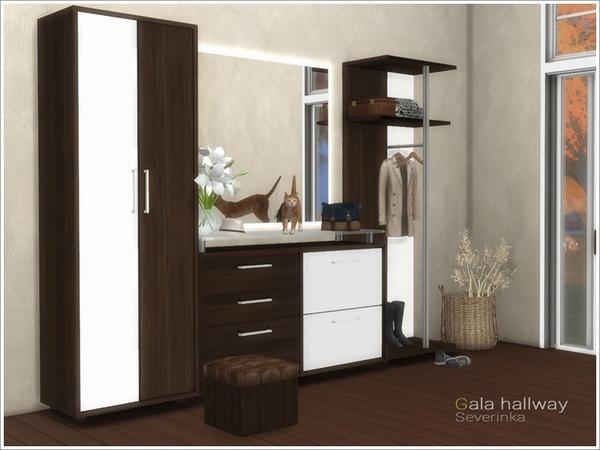 Gala hallway by Severinka at TSR image 3517 Sims 4 Updates
