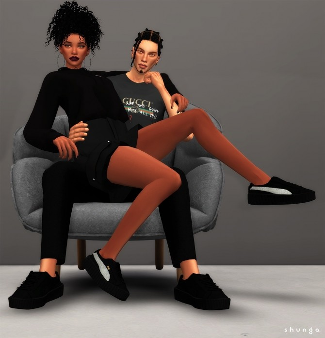 Creepers at Shunga image 3621 670x697 Sims 4 Updates