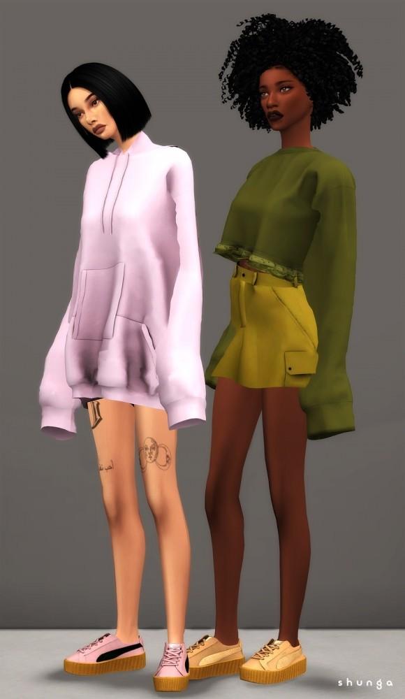 Creepers at Shunga image 3631 580x1000 Sims 4 Updates