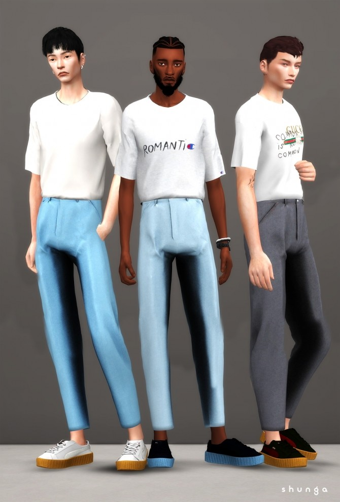 Sims 4 Creepers at Shunga