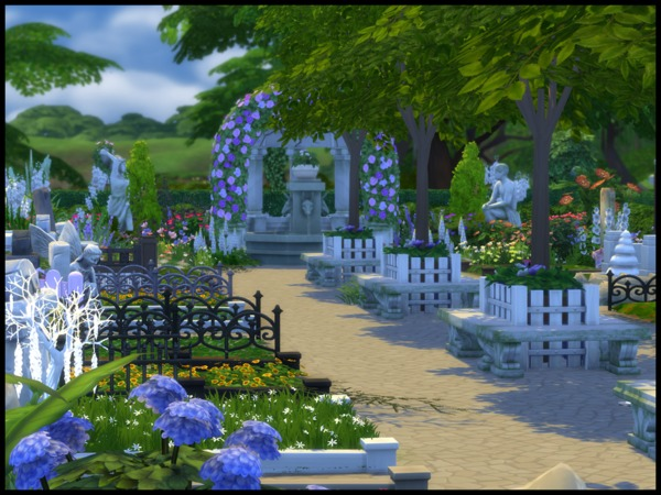 St. Coorinberg Church by Terramoon at TSR image 384 Sims 4 Updates