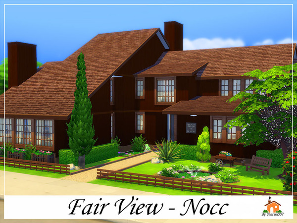Fair View house by sharon337 at TSR image 4110 Sims 4 Updates