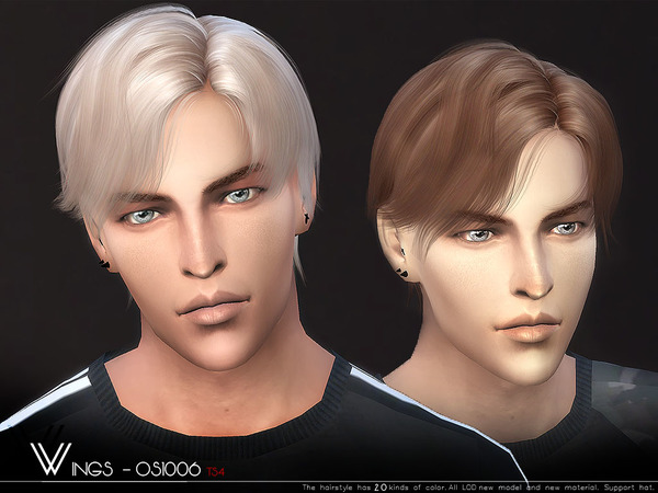 Sims 4 Hair OS1006 by wingssims at TSR