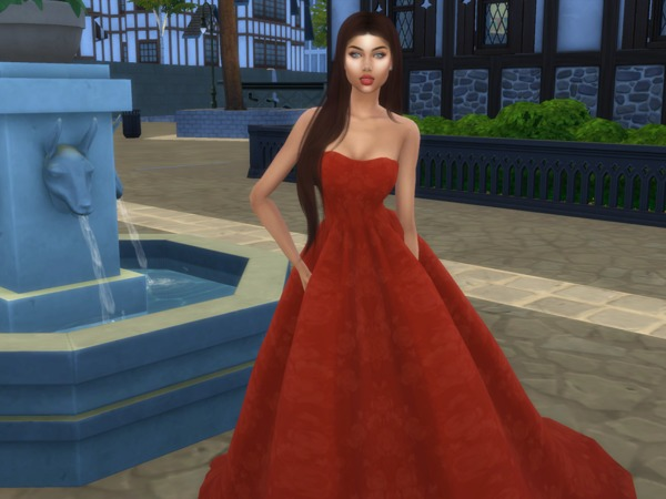 Dalinda Estes by divaka45 at TSR image 421 Sims 4 Updates