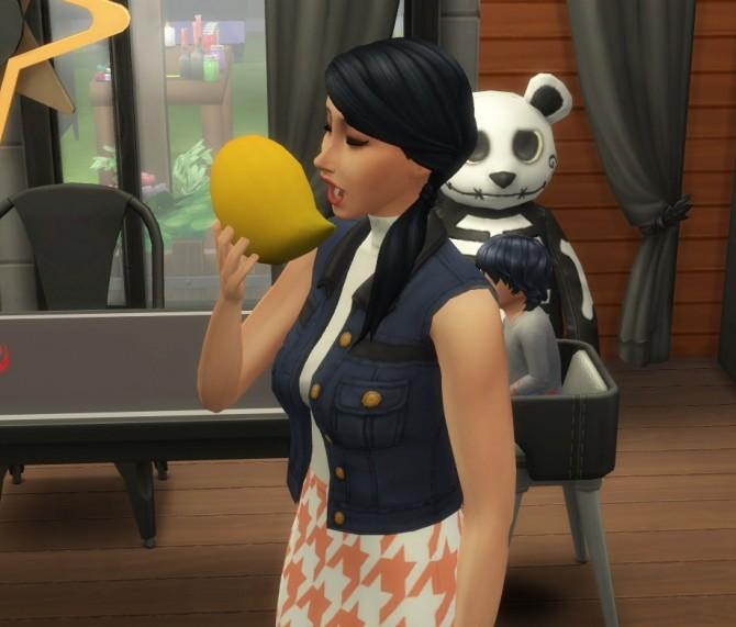 Sims 4 Mango, Guava, Plum Harvestable Season fruit tress by icemunmun at Mod The Sims