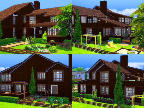 Fair View house by sharon337 at TSR image 426 Sims 4 Updates