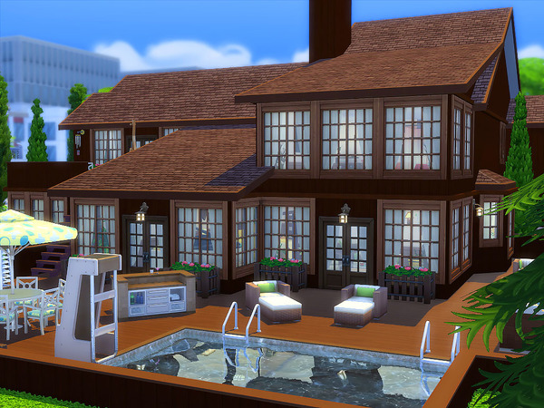 Fair View house by sharon337 at TSR image 436 Sims 4 Updates