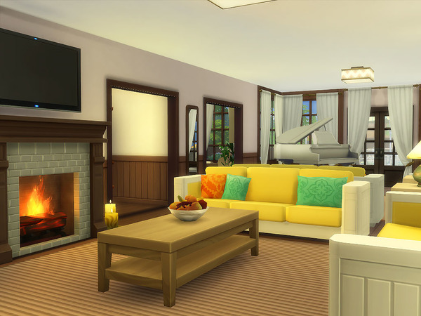 Fair View house by sharon337 at TSR image 446 Sims 4 Updates