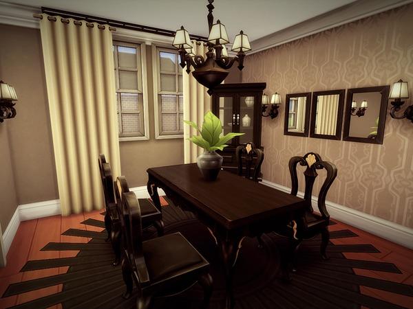 Sims 4 Ashburn house by melcastro91 at TSR