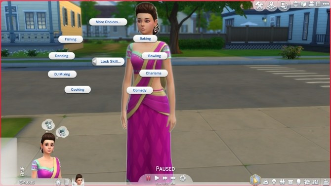 Sims 4 Lock Skill Gain Progress Make Sims Your Own by Triplis at Mod The Sims