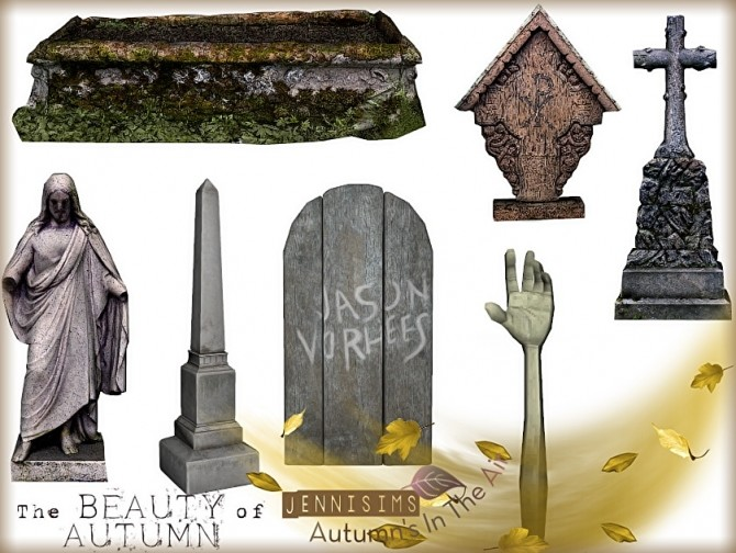 Set Vol 82 Decoratives 7Items at Jenni Sims image 535 670x504 Sims 4 Updates