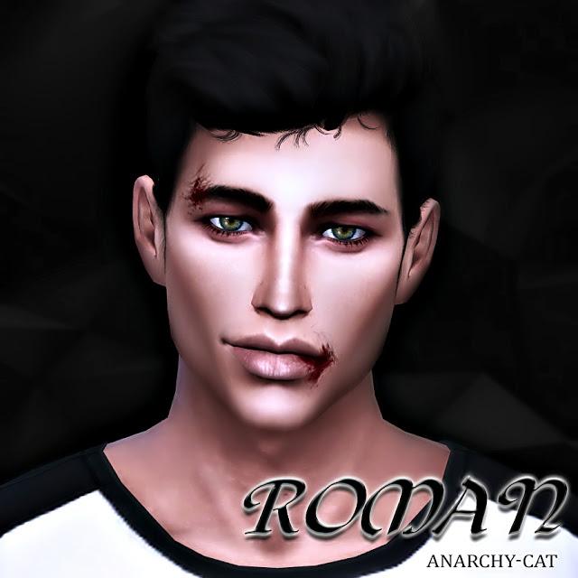 Róman Baker at Anarchy Cat image 5415 Sims 4 Updates