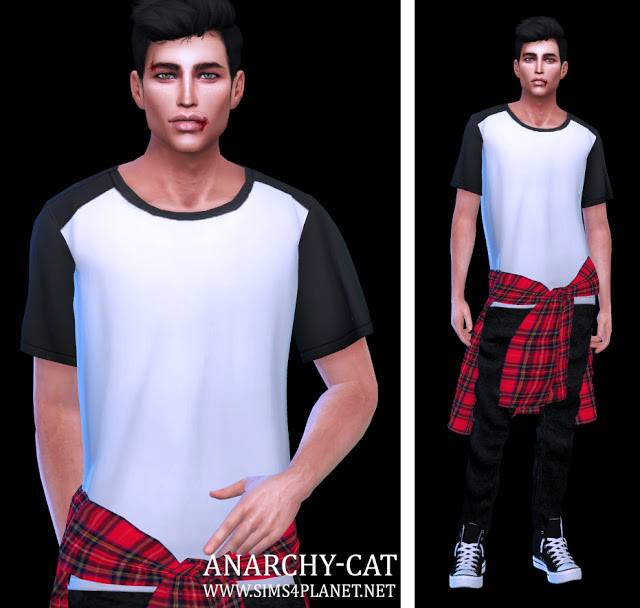 Róman Baker at Anarchy Cat image 5514 Sims 4 Updates