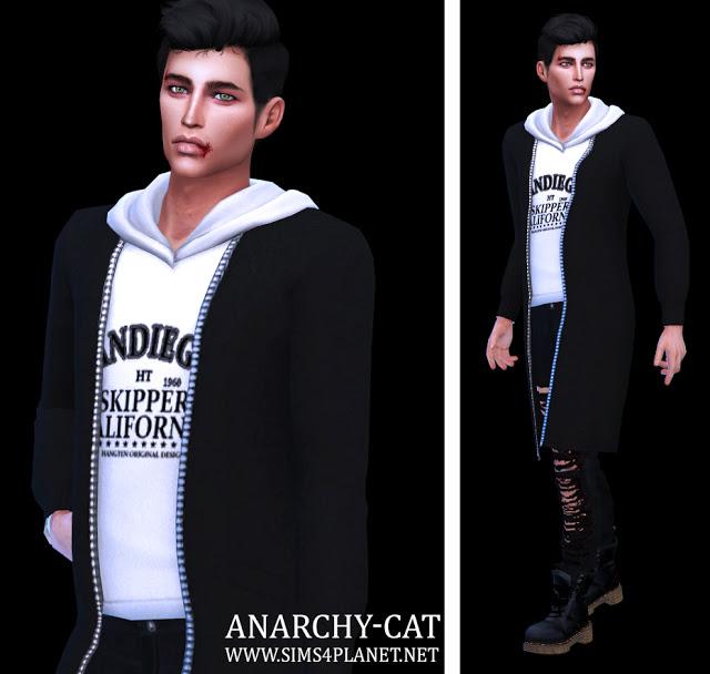 Róman Baker at Anarchy Cat image 5614 Sims 4 Updates