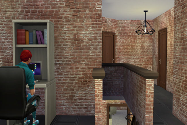 Jansen family with house by LillyAngel1209 at Blacky's Sims Zoo image  Sims 4 Updates