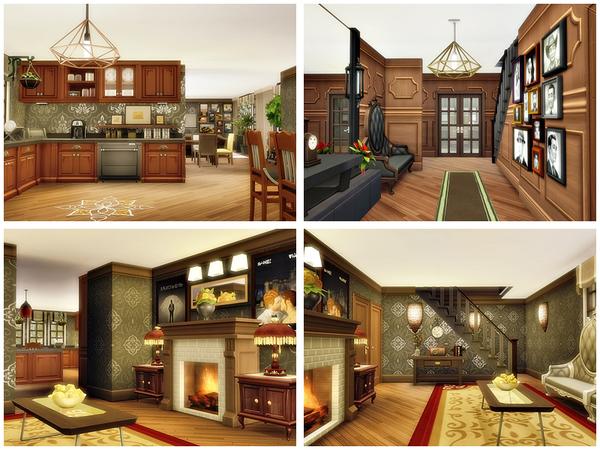 Cozy suburban house by Danuta720 at TSR image 7217 Sims 4 Updates