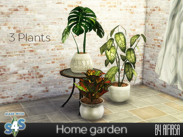 Home garden plants at Aifirsa image 7313 Sims 4 Updates