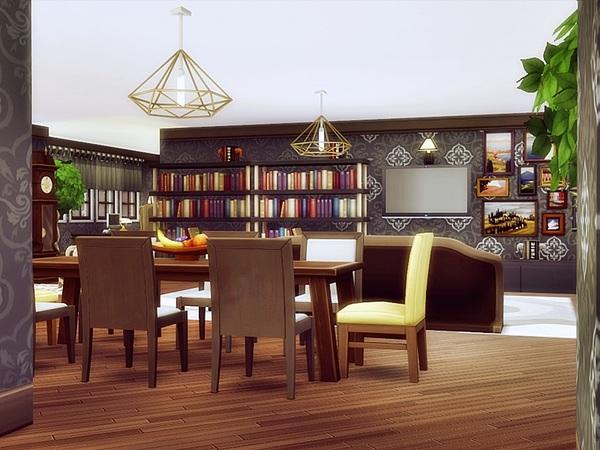 Cozy suburban house by Danuta720 at TSR image 7315 Sims 4 Updates