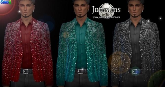 Sedi jacket and shirt at Jomsims Creations image 7713 670x355 Sims 4 Updates