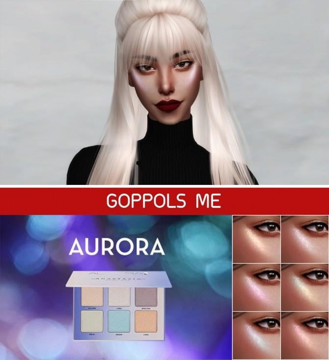 Aurora glow kit at GOPPOLS Me image 775 670x734 Sims 4 Updates