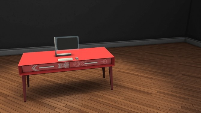 The Perplexed Desk by MrMonty96 at Mod The Sims image 7813 670x377 Sims 4 Updates