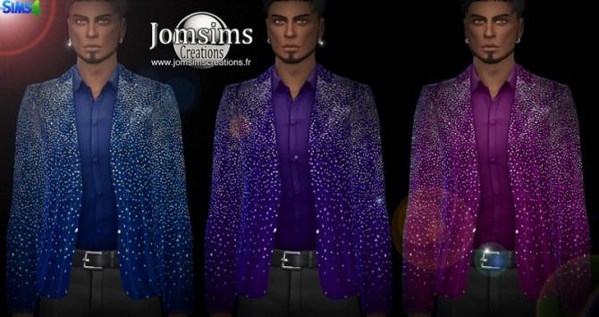 Sedi jacket and shirt at Jomsims Creations image 7814 670x355 Sims 4 Updates