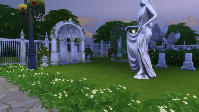 Cemetery at Allis Sims image 795 Sims 4 Updates