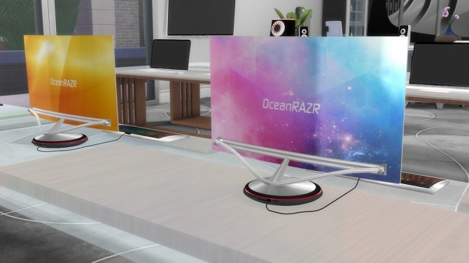Selection Ultra 24″ 2018 at OceanRAZR image 796 670x377 Sims 4 Updates