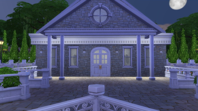Cemetery at Allis Sims image 8110 Sims 4 Updates