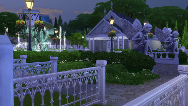 Cemetery at Allis Sims image 825 Sims 4 Updates