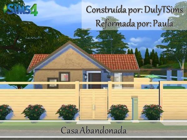 Trash House by PaulaBATS at TSR image 854 Sims 4 Updates