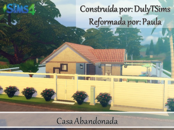 Trash House by PaulaBATS at TSR image 864 Sims 4 Updates
