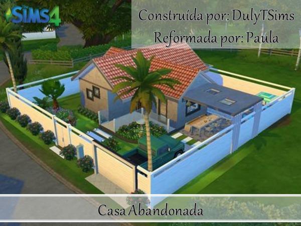 Trash House by PaulaBATS at TSR image 874 Sims 4 Updates