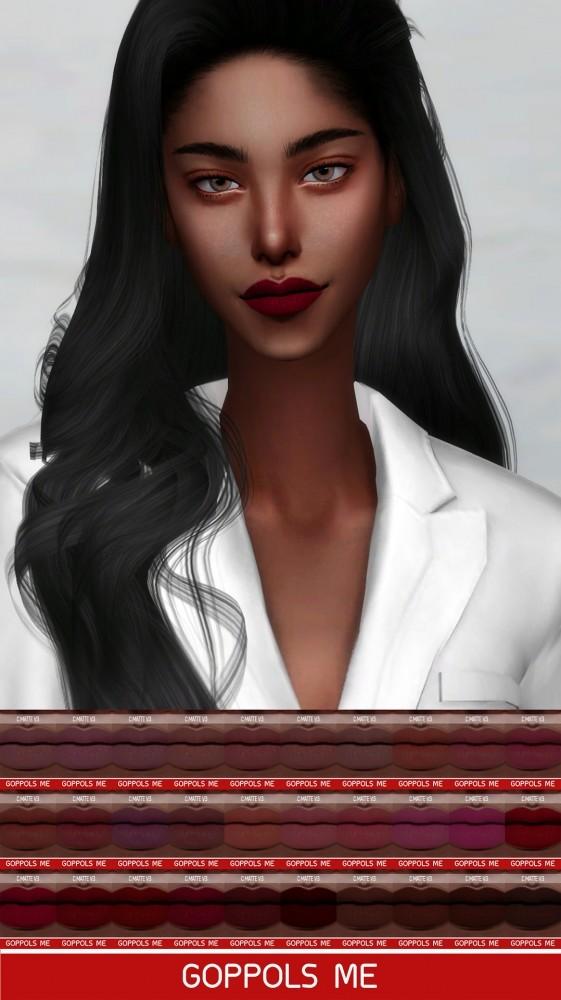 Sims 4 GPME C Matte V3 at GOPPOLS Me