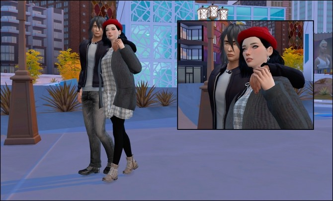 It was us posepack at Rethdis love image 91 670x405 Sims 4 Updates