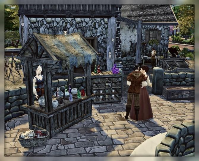 Market at Nagvalmi image 923 670x542 Sims 4 Updates