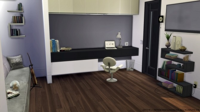 Luxury Home Ontario at Homeless Sims image 925 670x376 Sims 4 Updates