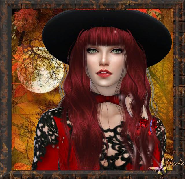Cordelia at L'univers de Nicole image 9316 Sims 4 Updates
